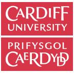 Destiny Pharma plc working with Cardiff Univeristy